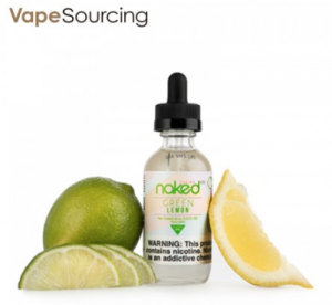 Best Naked 100 Green Lemon